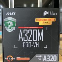 Motherboard MSI A320M PRO VH AMD AM4 A320M PRO-VH AMD Socket AM4