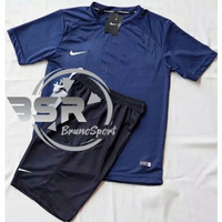 Baju Futsal Kaos Futsal Setelan Futsal Jersey Nike Puma Abu Hitam