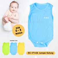 Baju Kaos Jumper KATUN Bayi laki laki perempuan BC-171-KK jumsuit bayi