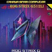 ASUS ROG Strix G512LI-I75TB9T i7 10870 8GB 512GB GTX1650Ti 4GB WIN OHS