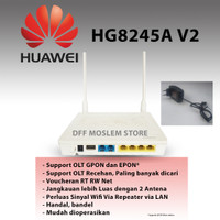 Paket 5 Pcs Modem Wifi Router Huawei HG8245A V2 ONT EPON OLT