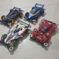 mainan mobil tamiya 4wd / mini 4 wd mobil balap