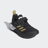 Sepatu Anak adidas Velcro Kids x Lego® Black/Gold Metallic/White