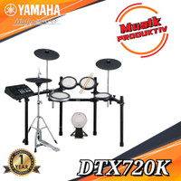 YAMAHA DRUM ELEKTRIK DTX-720K