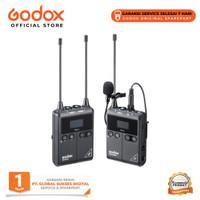 Godox WMic S1 Kit 1 Microphone Lavalier Wireless / Godox WMic S1 Kit