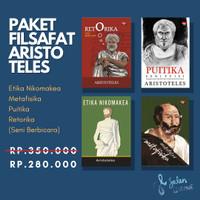 Paket Filsafat Aristoteles - Retorika - Puitika - Etika - Metafisika