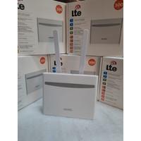 Modem 4G LTE Router B525 300Mbps + Antena + LAN Port