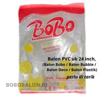 Balon Bobo / Balon PVC / Balon Plastik uk. 24 inch