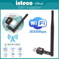USB Wifi 300 Mbps Wifi Antena Wireless Adaptor Penangkap sinyal wifi