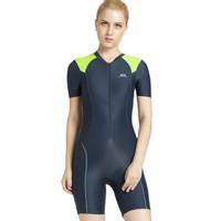 Opelon Pakaian Renang Wanita - Ladies Diving Suit Grey