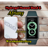 Huawei Band 6 Anti Gores Hydrogel Full Screen Protector