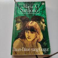 Novel Maria A Sardjono - Daun daun Yang Gugur