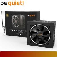 BE QUIET! PURE POWER 11 FM 750W   PSU 750W 80+ Gold Fully Modular