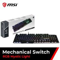 MSI VIGOR GK50 ELITE RGB Mechanical - Gaming Keyboard