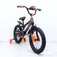 Sepeda Anak BMX Atlantis Twins Uk. 12 16 18 Ban Besar SNI Garansi