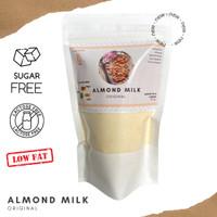 Lamoms - ASI Booster - Almond Bubuk + Soya + Ekstrak Katuk - 200gr - Original