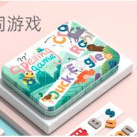 Spelling Game Kaleng / Mainan Edukasi Mengenal Huruf