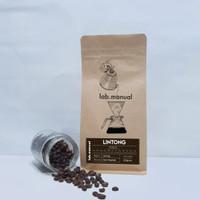 Lintong Ni Huta Arabica - 200gr - Single Origin Specialty Coffee