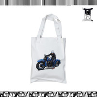 SALE TOTE BAG BABY KANVAS PREMIUM DESIGN MOTOR CUSTOME