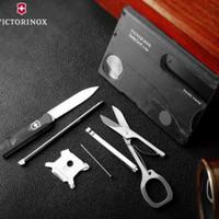 Victorinox SwissCard Lite Swiss Card Army Pocket Tools Pisau Lipat