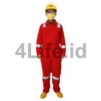 WearPack Coverall Safety/Baju Kerja
