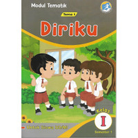 Buku Paket LKS Tematik Tema 1234 Kelas 1 SD/MI Semester 1 K 2013