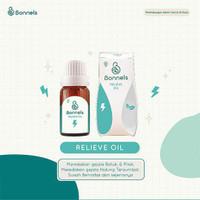 BONNELS ESSENTIAL OIL - COUGH & FLU Obat Batuk Pilek Alami Bayi & Anak