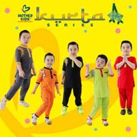 Setelan Koko Kurta Anak Laki laki 2-10 Tahun | Baju Muslim Anak Cowok