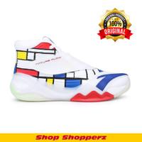 Sepatu Basket Original Anta KT6 Klay Thompson White2