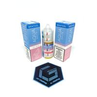 Salt Nic - EJM Aqua SOUR MELON Menthol 30ml 35mg liquid pod pods salts