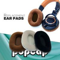 Earpad Earcup Cushion Velour Velvet Busa Ear Pads ATH M50x M50 M40 M30