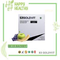 S3 GOLDVIT STEMCELL / BIOGOLD APPLE STEMCELL / VITAMIN STAMINA FIT ORI