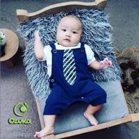 Romper Overal Ozuka 01 0-6bl romper anak baju anak laki laki murah
