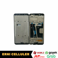 FRAME LCD TULANG CASING OPPO F5 - Hitam