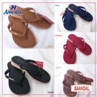 Sandal Wedges Wanita New Era Profound LB 10028 (BISA SATUAN)