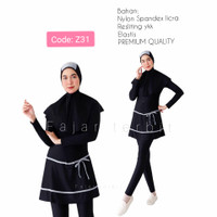 baju renang muslim dewasa baju renang wanita semi syari dewasa hijab