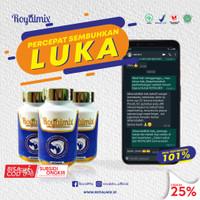 Royalmix Herbal Pil Albumin Ekstrak Ikan Gabus, Gamat dan Royal Jelly
