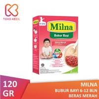 Milna Bubur Bayi 6+ Beras Merah 120 gr
