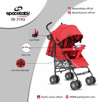 Baby Stoller Spacebaby SB 319Q By Pacific