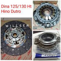 Kampas Kopling set Dina 125 HT / 130 HT / HINO DUTRO ORIGINAL