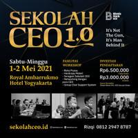 Event Sekolah CEO Yogyakarta Mei 2021