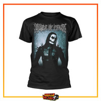 CRADLE OF FILTH Haunted Hunted Back Print Kaos Band Gothic Metal PHD - M