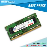 VISIPRO SODIMM DDR3 2GB LV 1600Mhz