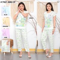Baju Tidur Wanita Remaja Kaos Celana Panjang Murah
