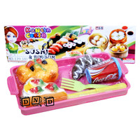 Mainan Anak Masak Masakan Kue Cake Croissant Pastry Food KS-139-181