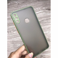 AERO HYBRID CASE MATTE DOFF Asus Zenfone Max Pro M2 Zb631kl MaxPro M2 - Hijau