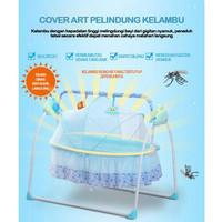Silviaputri9916 Kasur Goyang Bayi Yang Baru Lahir Tidur Dengan