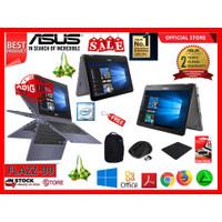 NOTEBOOK ASUS VivoBook Flip 12 TP203NAH Intel N3350 4GB 500gb11,6 W10