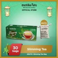 [Mustika Ratu] Slimming Tea Isi 30 Bag Teh Diet dan Detox Slimming Tea