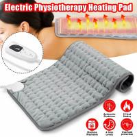 Heating Pad Mat Alas Selimut Bantal Terapi Pemanas Penghangat Elektrik